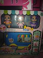 Игровой набор кукол LOL ЛОЛ Дом-кафе,автобус,пикник лол,кафе лол, фото 5