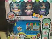 Игровой набор кукол LOL ЛОЛ Дом-кафе,автобус,пикник лол,кафе лол, фото 6