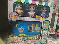 Игровой набор кукол LOL ЛОЛ Дом-кафе,автобус,пикник лол,кафе лол, фото 7