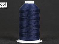 Нитка TYTAN-ARIADNA (Польша) № 15, арт.2665, цв. тёмно-синий 1500 м