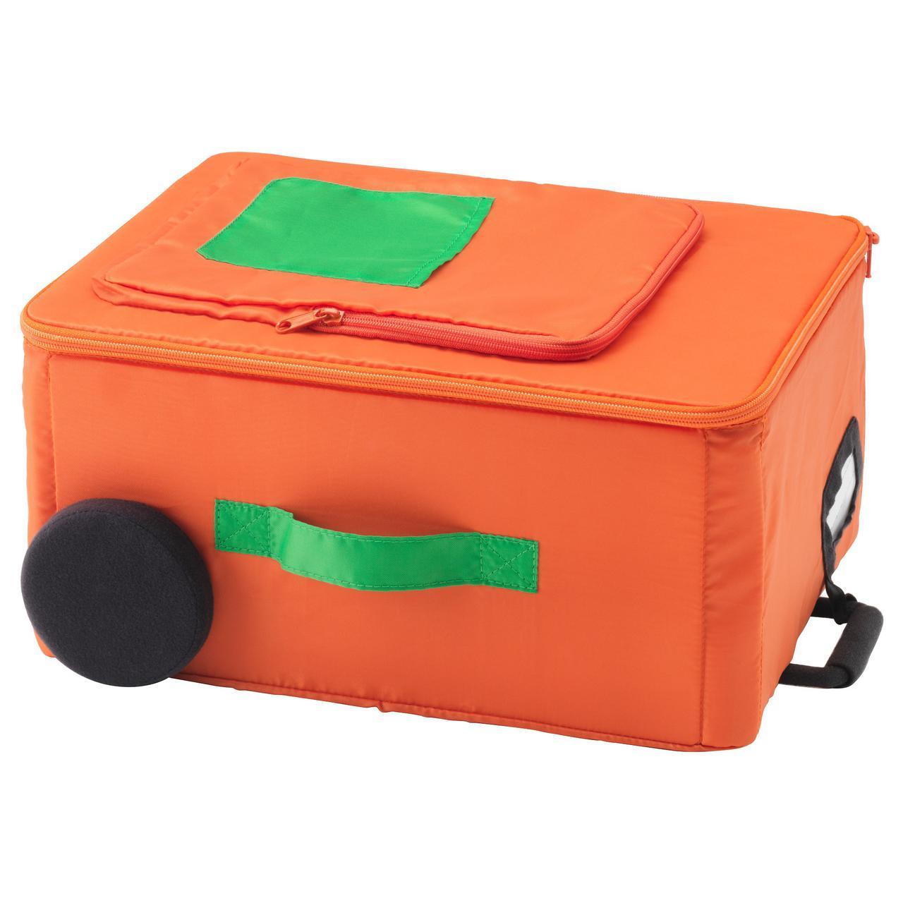 Ящик для игрушек FLYTTBAR 30x20x40 см