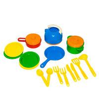 Набор детской посудки 990