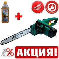 Пила цепная электрическая Craft-Tec EKS-2200 + масло