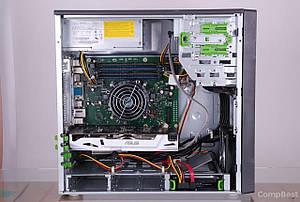 Fujitsu Esprimo P710 E85+ Tower / Intel Core i7-3770 (4 (8) ядра по 3.4 - 3.9 GHz) / 16 GB DDR3 / 120 GB SSD+500 GB HDD / nVidia GeForce GTX 1060, 6GB, фото 2