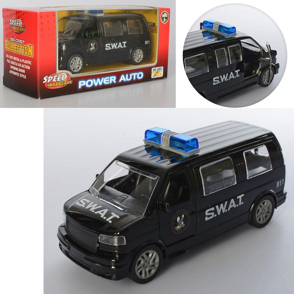 Машинка 819UW S.W.A.T.