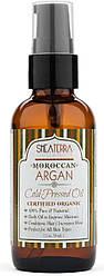 Масло Shea Terra Organics Desert Date Cold Pressed Beauty Oil