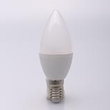 Светодиодная Лампа 6W Е14 Свеча 6400K Horoz Ultra-6, фото 2