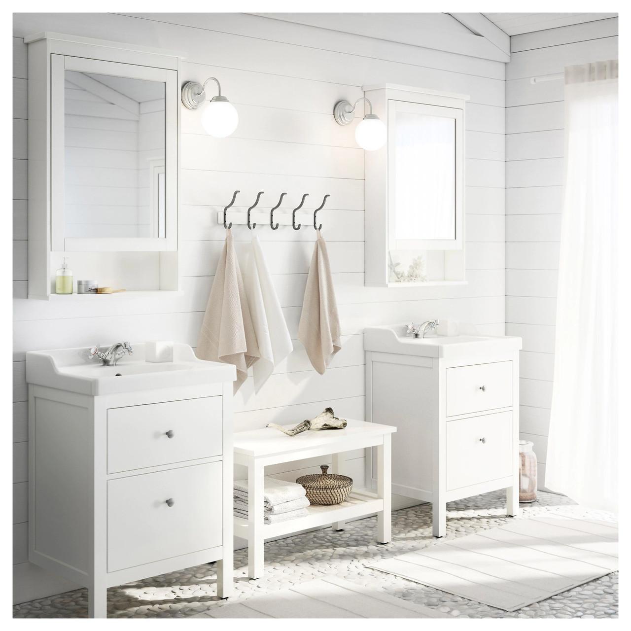 Скамья для ванной комнаты HEMNES