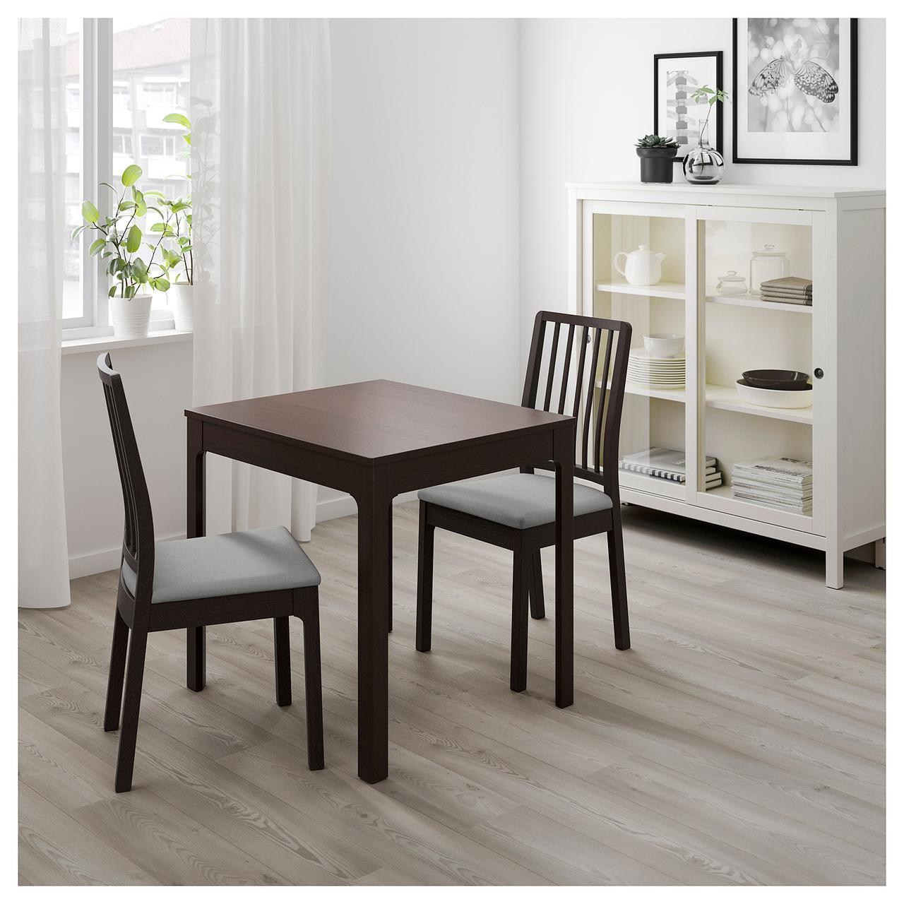 Стол EKEDALEN 80/120x70 см