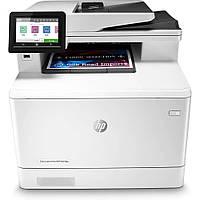 МФУ А4 цветное HP Color LJ Pro M479fdw с Wi-Fi (W1A80A)