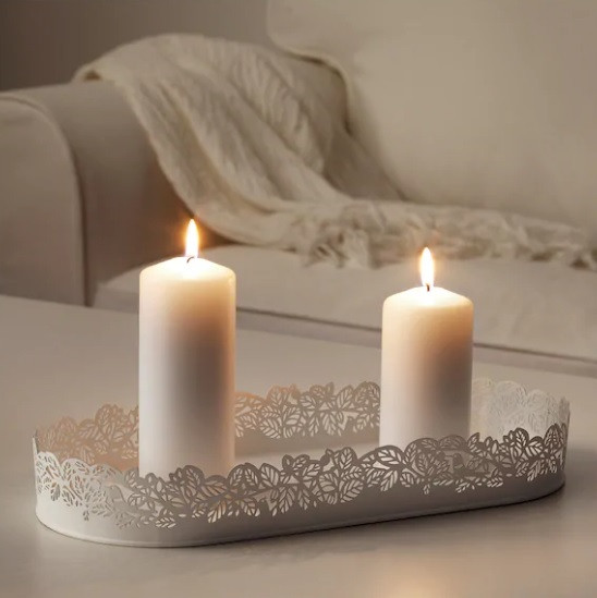 Подставка для свечи SAMVERKA
