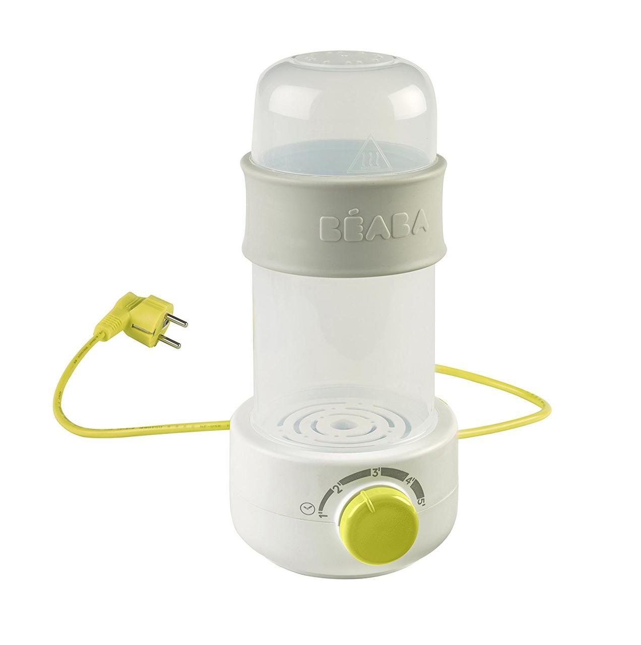Подогреватель паровой для бутылочек и баночек Beaba Baby Milk Second neon, арт. 911619