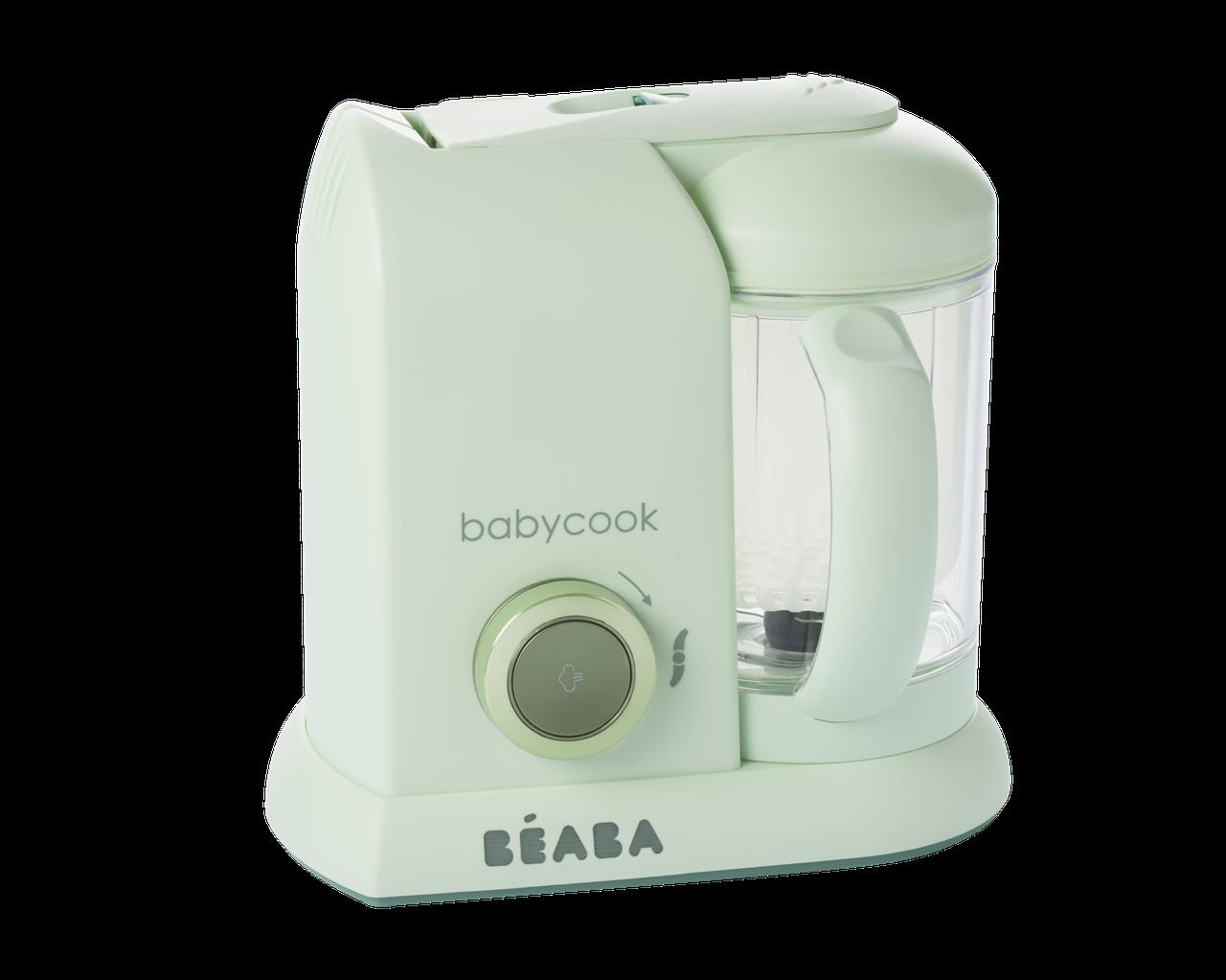 Пароварка-блендер Beaba Babycook Limited Edition mint, арт. 912607
