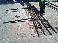 Борона пружинная 6м, фото 1