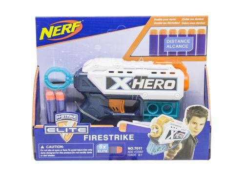 "Бластер ""X-Hero Firestrike"", маленький 7011"