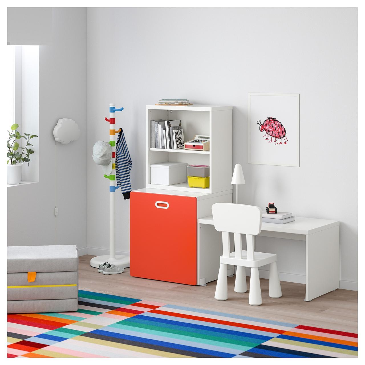 Стол с ящиком для игрушек STUVA/FRITIDS