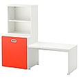 Стол с ящиком для игрушек STUVA/FRITIDS, фото 2