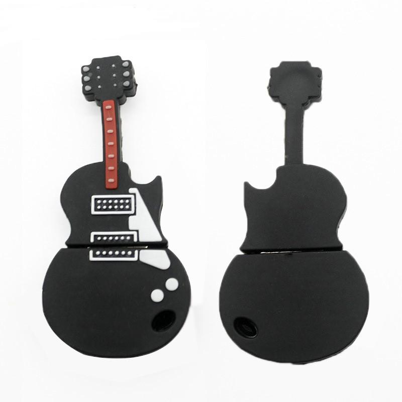 """Флешка """"Гитара"""" 32 Гб , для музыкантов или просто любителей музыки"""
