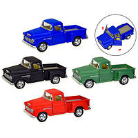 "Джип ""Chevy Stepside Pick-up (Matte Color)"" металл KT5330WM"