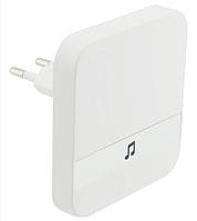 Звонок для домофона беспроводной универсальный HLV Smart Doorbell CAD M6 White