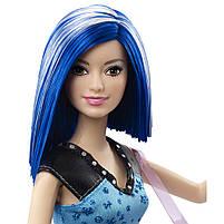 Кукла Барби Зия с клавишной гитарой Рок-принцесса / Barbie in Rock 'n Royals Zia Doll and Keyboard Guitar, фото 4