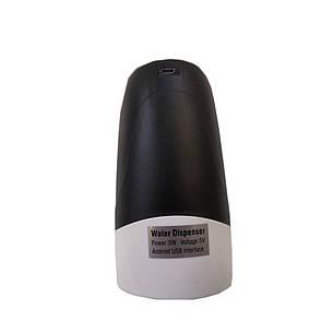Сенсорная помпа для воды электрическая с аккумулятором CHARGING PUMP - Черная, фото 2