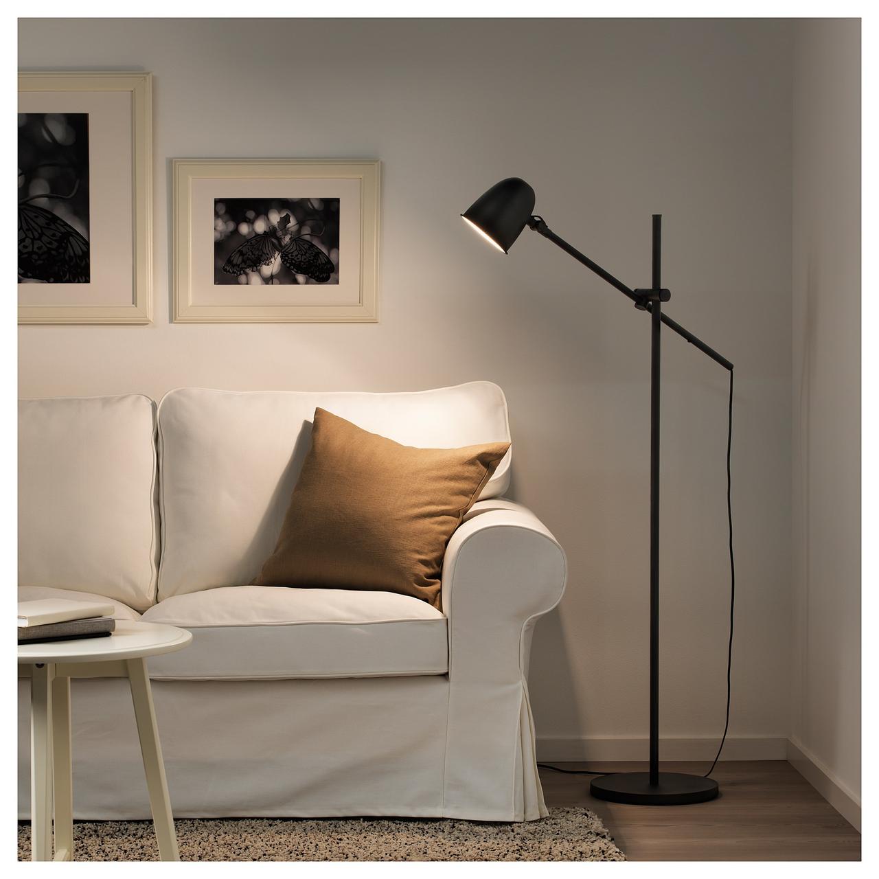 Підлогова лампа SKURUP для читання