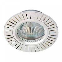 Светильник MR 16  серебро Feron