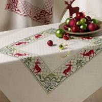 Рушники, скатерти и салфетки для вышивки