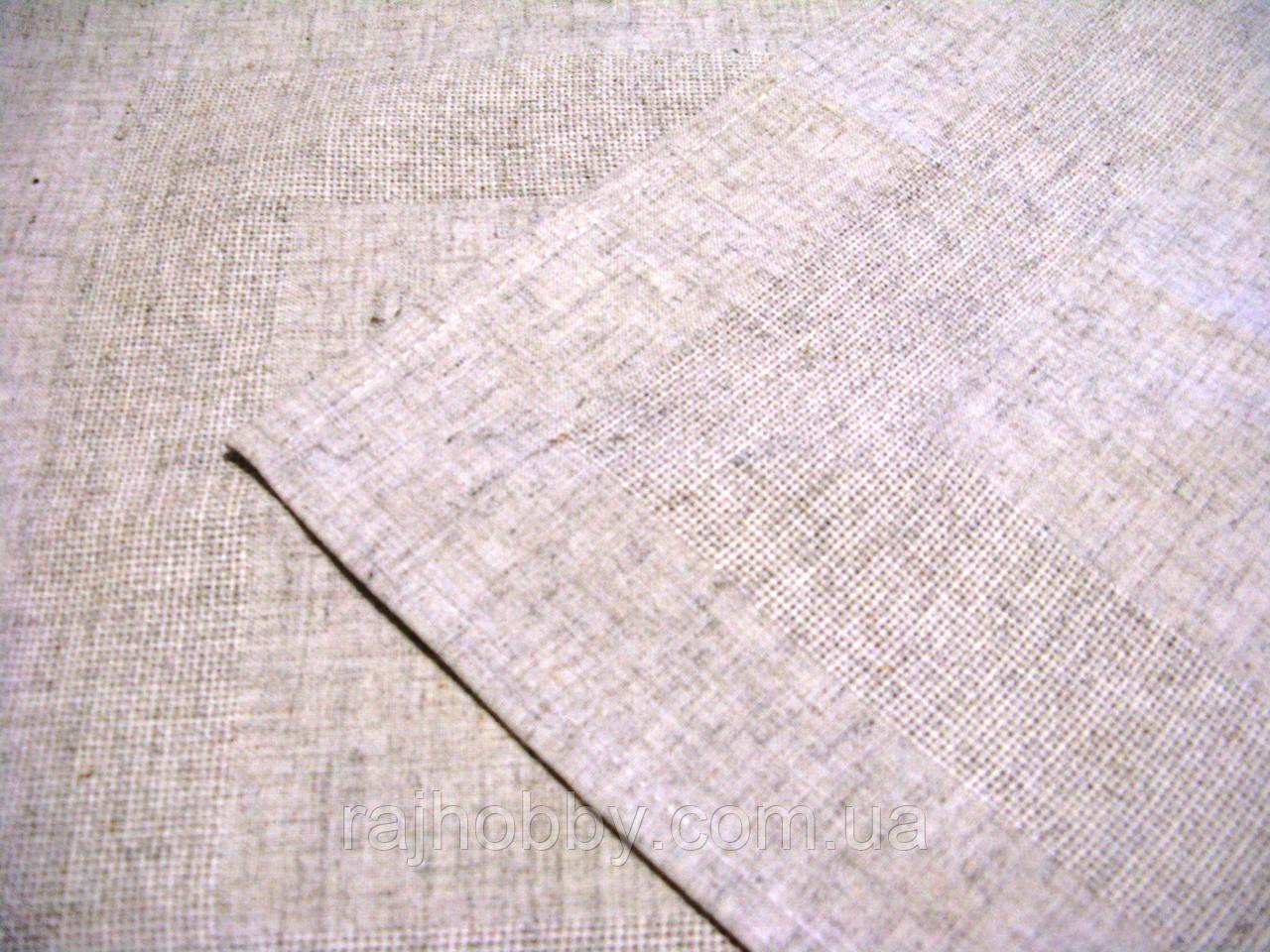 Сафетка для вышивания лен 32х36