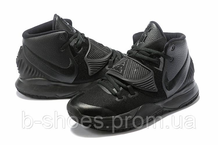 Мужские Баскетбольные кроссовки Nike Kyrie 6(Black)