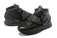 Мужские Баскетбольные кроссовки Nike Kyrie 6(Black), фото 1