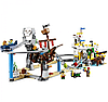 Конструктор BELA CREATOR 11055 Пиратские горки Аттракцион 3в1 945 деталей, фото 2