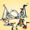 Конструктор BELA CREATOR 11055 Пиратские горки Аттракцион 3в1 945 деталей, фото 3