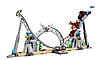 Конструктор BELA CREATOR 11055 Пиратские горки Аттракцион 3в1 945 деталей, фото 4