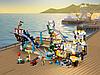 Конструктор BELA CREATOR 11055 Пиратские горки Аттракцион 3в1 945 деталей, фото 6