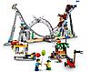 Конструктор BELA CREATOR 11055 Пиратские горки Аттракцион 3в1 945 деталей, фото 5