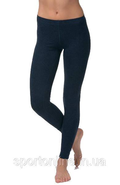 Термолосины женские Kifa Wool Comfort, темно синие