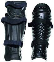 Щитки для колен и голеностопа, оригинал полиции Великобритании б/у