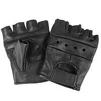 """Перчатки кожаные беспалые, L-XXL, """"MFH"""""""
