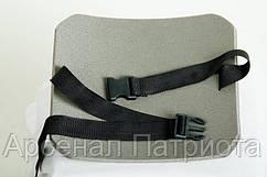 Коврик для сидения двухслойный, 25х35х1,5 см, без крепления