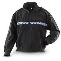 """Куртка флисовая непродуваемая с подкладкой """"Polartec"""", оригинал полиции Великобритании, новая"""