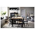 Стол и 6 стульев SKOGSTA / NORRARYD, фото 2
