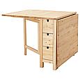 Раскладной стол NORDEN 152x80 см, фото 5