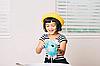 Игрушка сюрприз Scruff A Luvs Няшка Потеряшка Аква с аксессуарами голубой, фото 3