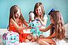 Игрушка сюрприз Scruff A Luvs Няшка Потеряшка Аква с аксессуарами голубой, фото 6