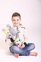 Подушка - игрушка валик Крысенок, фото 1