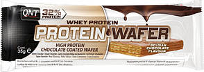 QNT_Protein Wafer 12x35 г - Chocolate
