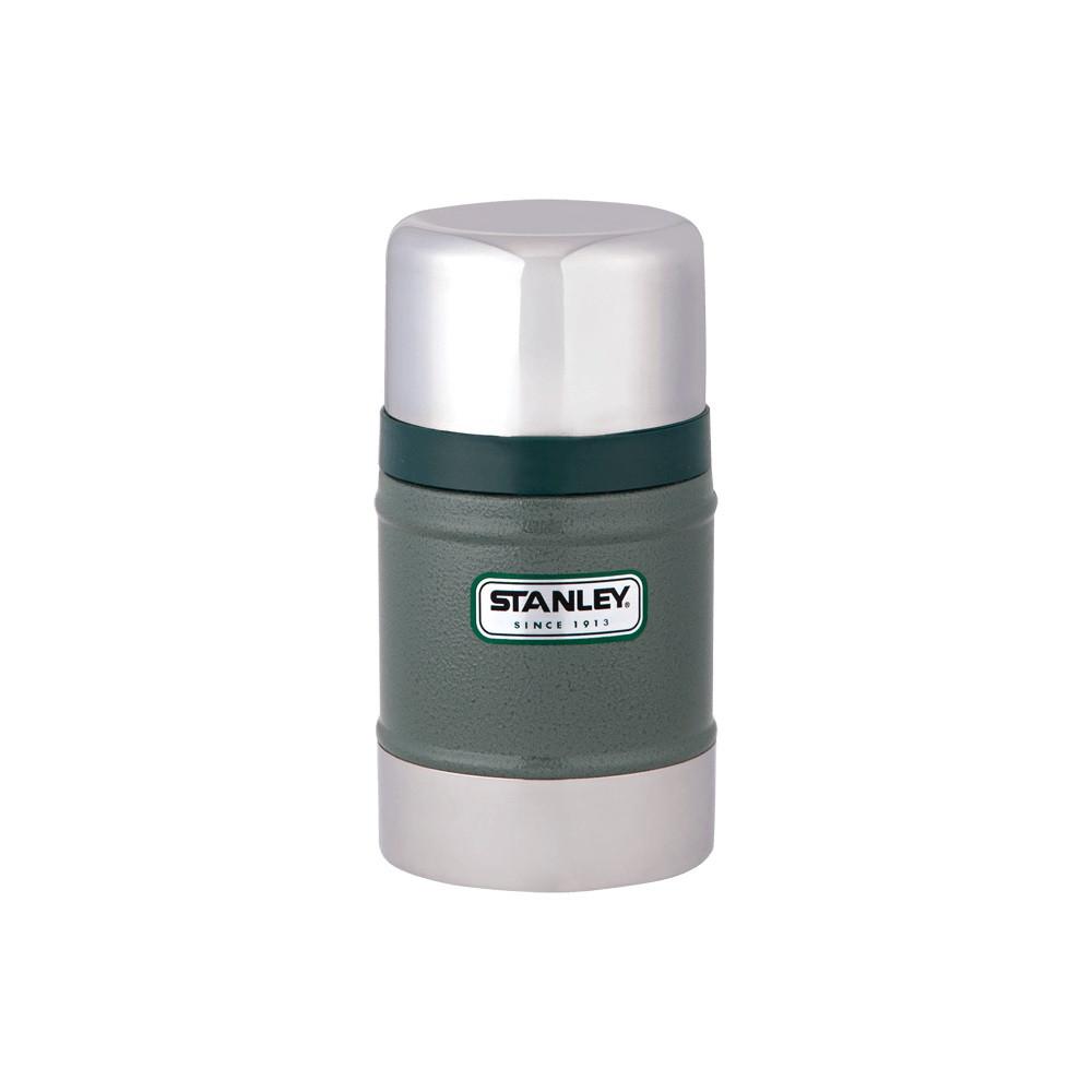 Термос пищевой Stanley Classic 0.5 л (Зеленый)