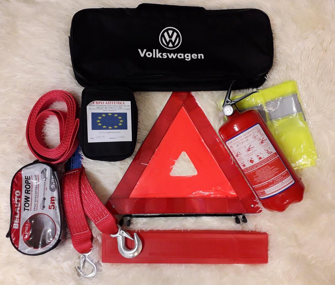 Набор автомобилиста, набор для авто Фольсваген Volkswagen Элит